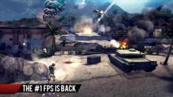 Modern Combat 4 Zero Hour single screenshot 2/6