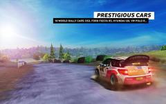 WRC The Official Game United screenshot 1/4