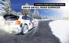 WRC The Official Game United screenshot 3/4
