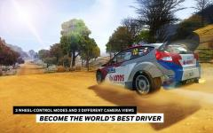 WRC The Official Game United screenshot 4/4