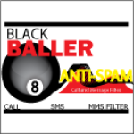 BlackBaller Call / SMS Blocker screenshot 1/1