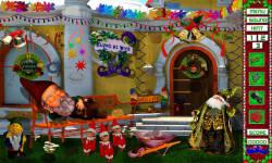 Free Hidden Objects Game - Christmas Elf screenshot 3/4