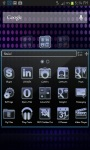 Neon HD Go Launcher Ex Theme screenshot 3/3