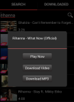 Youtube Mp3 and Video Downloader screenshot 2/3