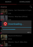Youtube Mp3 and Video Downloader screenshot 3/3