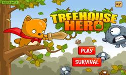 Treehouse Hero screenshot 1/4