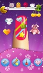 Nail Art - Game for girls screenshot 2/5