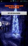Christmas Tree Live Wallpaper Best screenshot 1/5