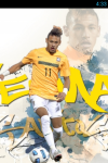 Neymar Junior Live Wallpaper screenshot 1/5