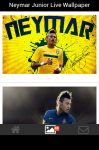 Neymar Junior Live Wallpaper screenshot 3/5