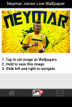 Neymar Junior Live Wallpaper screenshot 4/5