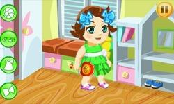 Dress Up The Cute Baby screenshot 1/4