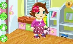 Dress Up The Cute Baby screenshot 2/4