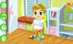 Dress Up The Cute Baby screenshot 3/4