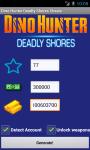 Dino Hunter Deadly Shores Cheats Unofficial screenshot 2/2