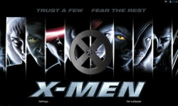 X-MEN 3D Live Wallpaper screenshot 2/3