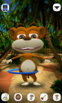 Talking Monkey Chimpy: My Funny Virtual Pet screenshot 4/6
