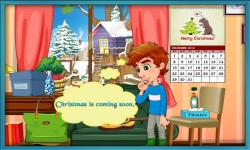 Free Hidden Object Games - The Gift of Love screenshot 2/4