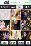 NARUTO SHIPPUDEN PUZZLE GAME screenshot 2/4