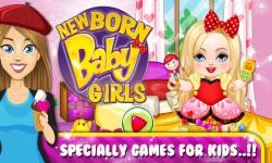 New Born Baby Girl screenshot 1/4