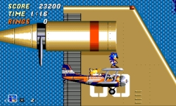 Sonic 2 - The Hybridization Projec screenshot 1/3