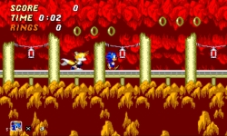 Sonic 2 - The Hybridization Projec screenshot 2/3