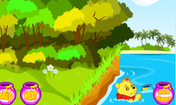 Winnie The Pooh Doctor screenshot 2/4