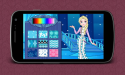 Elsas Patchwork Dress screenshot 3/4
