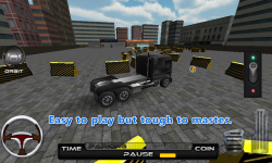 Ace Simulator : Truck Parking screenshot 3/6