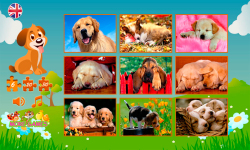 Puzzles puppies screenshot 2/6