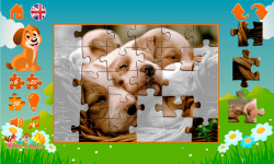 Puzzles puppies screenshot 5/6