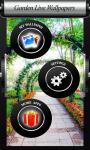 Garden Live Wallpapers screenshot 6/6