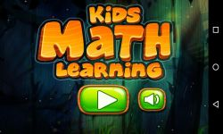 Kids Math Learning Education screenshot 1/6