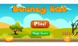 Bouncy Ratt screenshot 2/4