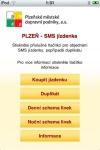 Plze - Jzdenka SMS screenshot 1/1