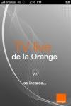 TV live de la Orange screenshot 1/1