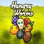 Hungry Worms screenshot 1/4