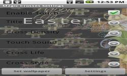 Magic Easter Crosses Live Wallpaper screenshot 3/3