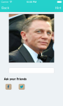 Celebrity Quiz pro screenshot 1/4
