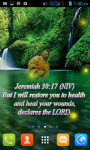Bible Quotes Live Wallpaper Free screenshot 1/4