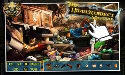 The Hidden Object Mystery screenshot 3/5