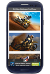 dirt bike wallpaper for phone screenshot 2/6