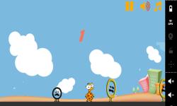 Funny Giraffe Run screenshot 3/3
