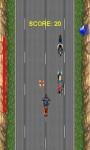 Drag Race Moto - Free screenshot 2/4