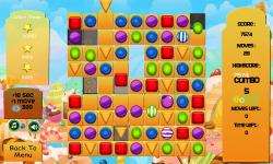 Jewels Candy Mania Saga 2 screenshot 3/4