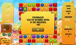 Jewels Candy Mania Saga 2 screenshot 4/4