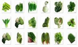 Green Vegetables Onet Classic Game screenshot 2/2