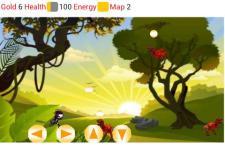 Ninja Kid in Jurassic Jungle screenshot 1/3