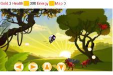 Ninja Kid in Jurassic Jungle screenshot 2/3