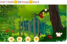 Ninja Kid in Jurassic Jungle screenshot 3/3